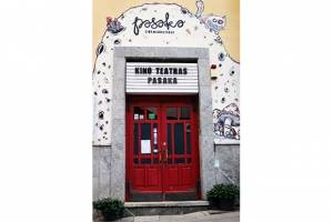 FNE Europa Cinemas: Cinema of the Month: Kino Pasaka, Vilnius, Lithuania