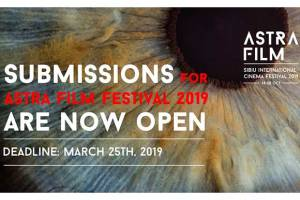 30 days left for the Astra Film Festival film submissions