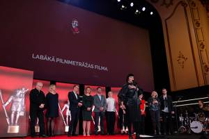 Latvian Film Awards Ceremony