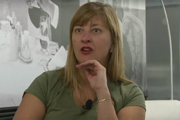 FNE at KVIFF 2017: FNE TV: Christine Eloy General Manager Europa Distribution