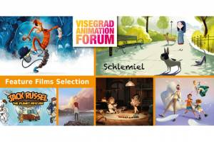 FNE at Anifilm 2018: Two Polish Animated Features Pitch at Visegrad Animation Forum