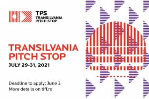 Transilvania Pitch Stop 2021 Launches Call for Applications