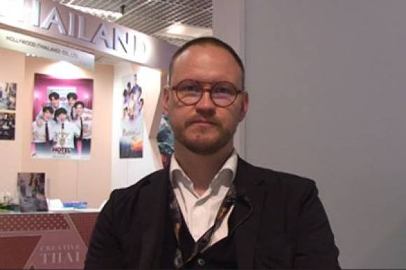 FNE Podcast: Sten Kristian-Saluveer head of programming at Cannes Marche du Film Next